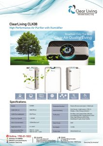 thumbnail of ClearLiving CLK08